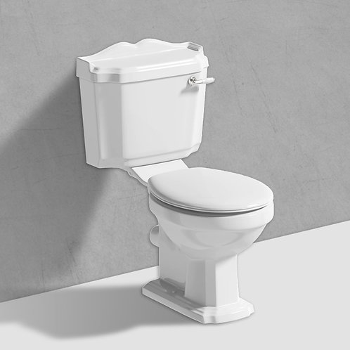 Beauford Traditional Close Coupled WC
