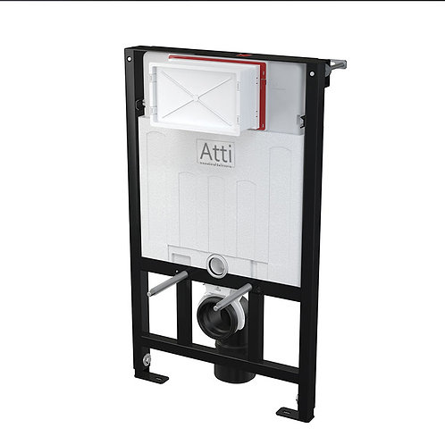 Atti 850mm Wall Hung Toilet Frame