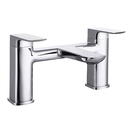 Velar Chrome Bath Filler