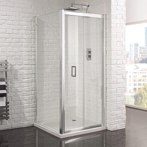 Venturi 6 Framless Bifold Shower Enclosure