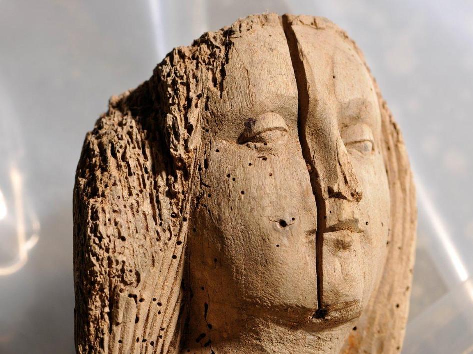 sculpture avant anoxie dynamique