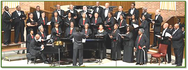 Chattanooga Choral Society for the Preservation of African American Song