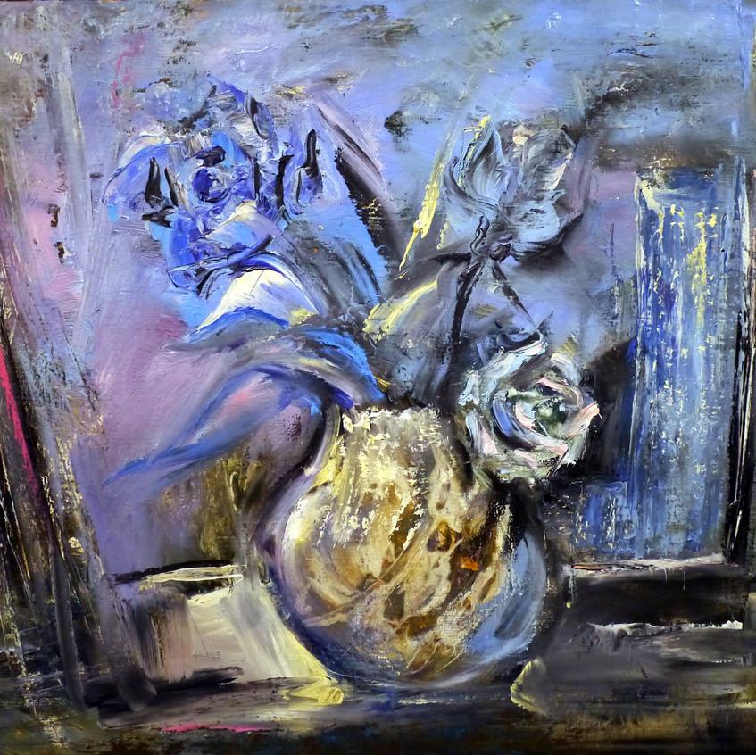 Алина Пирогова Цветы в ночи