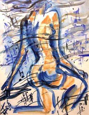 Музыка, 2006, б. акв, 70х60.jpg