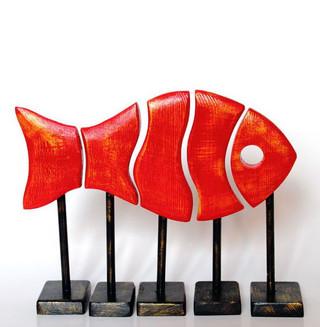 Рыба Красная составная