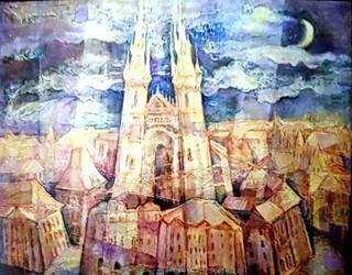 Лунная Прага 60х70, холст, масло - 15.jp