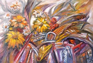 Осенние ритмы,2008, х.м.45х65.JPG
