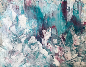 Нуждина Ирина-Тающая красота-35х45-акрил на холсте.jpg