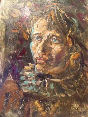 Портрет молодого человека, Идальго, 60х4