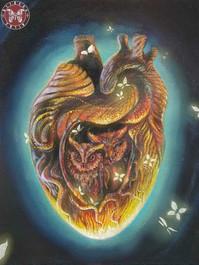 Сердце - Дупло 20х25, холст, масло - 25 тыс.руб.  (жикле от 12 т.р. в зависимости от размера).jpg