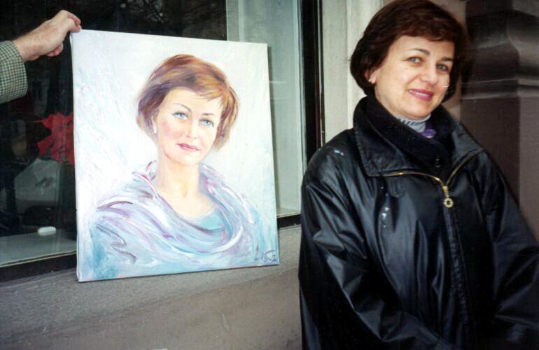 Австрия, Вена, 2002