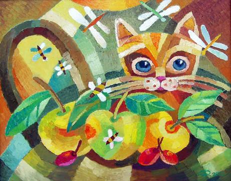 Фролова Ирина. Вкусные яблоки.jpg