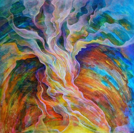 Фэн-шуй и абстрактная живопись
