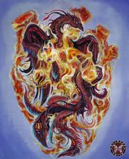 Сердце Феникса. 50х60, холст, масло - (Живопись – 40 тыс.руб., жикле - от 15 т.р в зависимости от размера).jpg