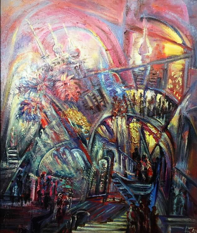 Лабиринты города