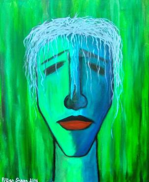 Болотная Истуканша. Картина продана