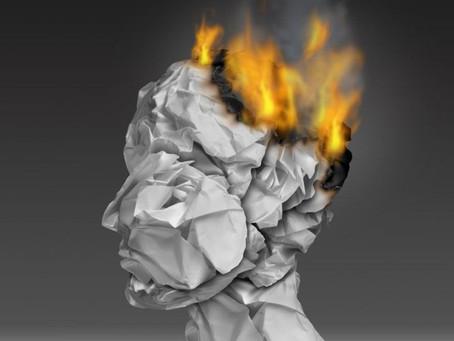 Backdraft im Kopf – Stress und Burnout