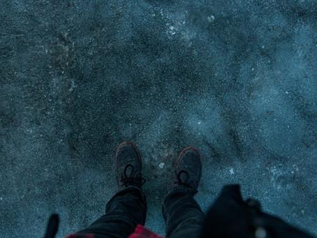 """Brich das Eis!(?) - Eine """"finnische"""" Erfahrung"""