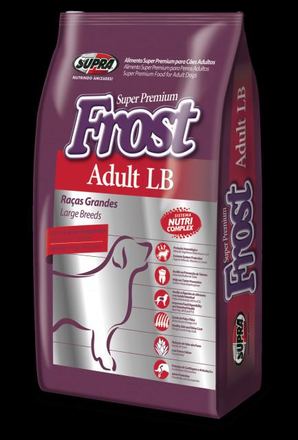 Frost adulto large 15 +2 kg GRATIS