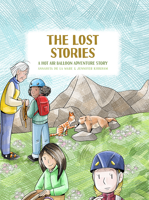 The Lost Stories (Book 4)
