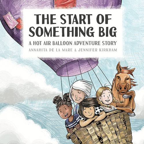 The Start of Something Big (Book 1)