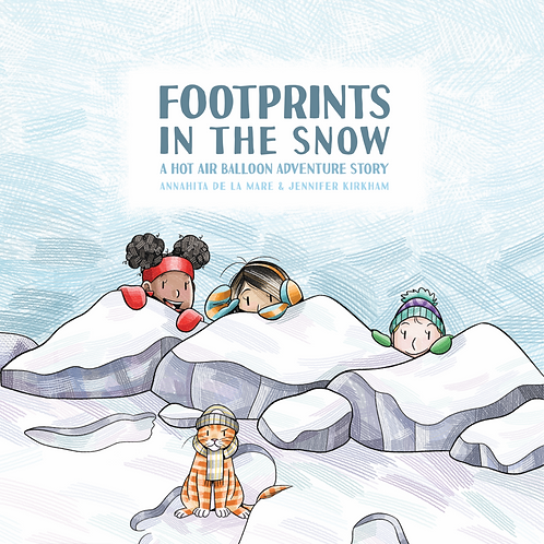 Footprints in the Snow (Book 3)