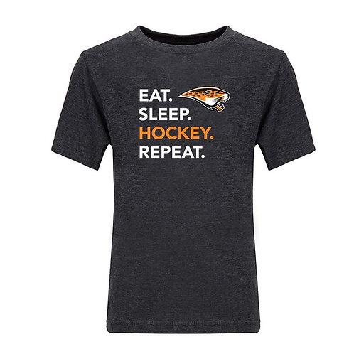 MEN'S Eat. Sleep. Hockey. Repeat T-shirt
