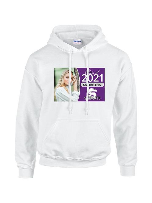 Custom hoodie with photo
