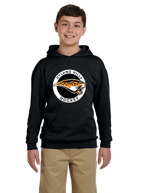 YOUTH Jaguar Circle Sweatshirt