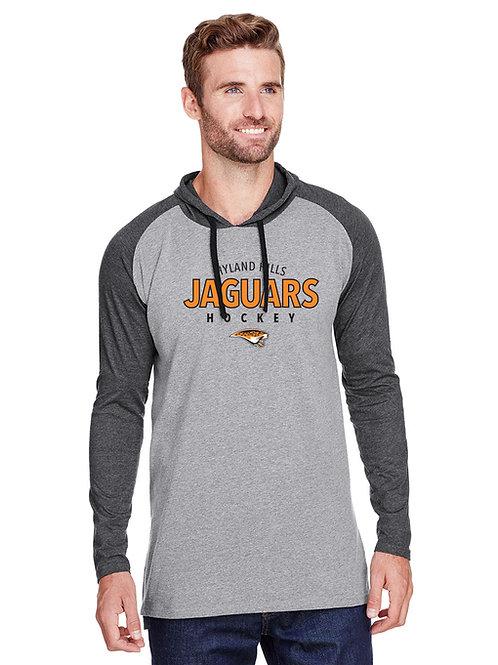 ADULT Jaguars Fine Jersey Hooded T-shirt