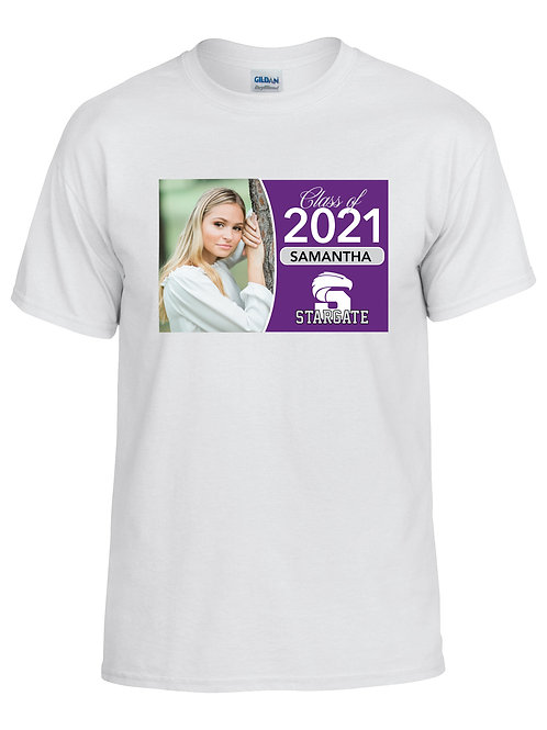 Custom t-shirt with photo