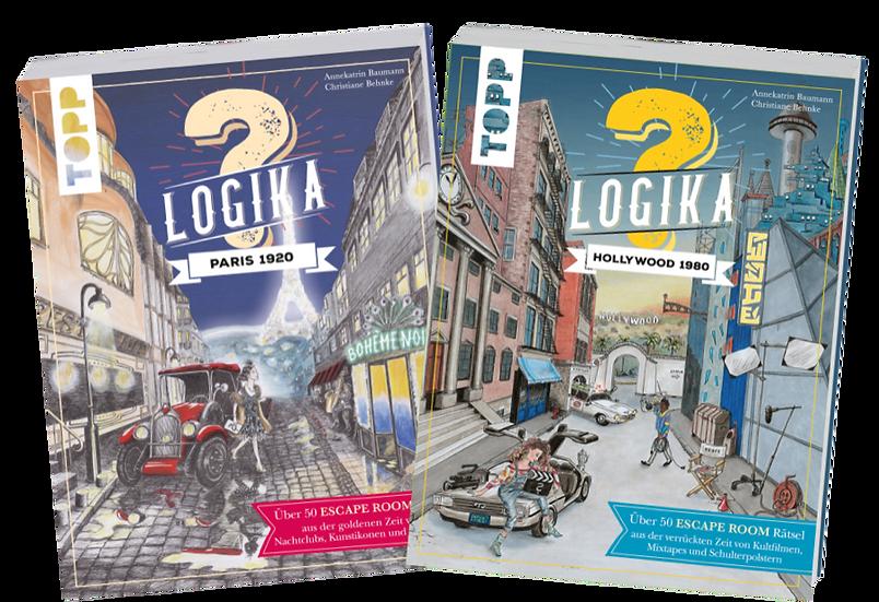 Logika - Hollwood + Paris