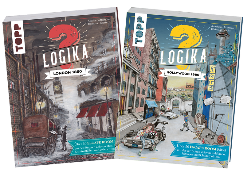 Logika - Hollwood + London