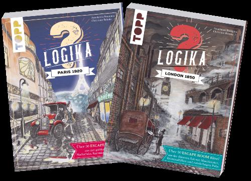 Logika - Paris + London