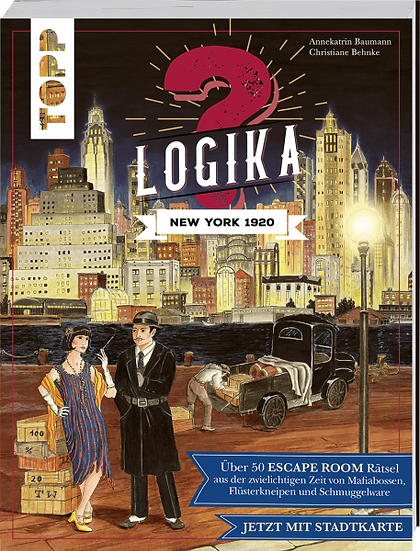 Logika - New York 1920