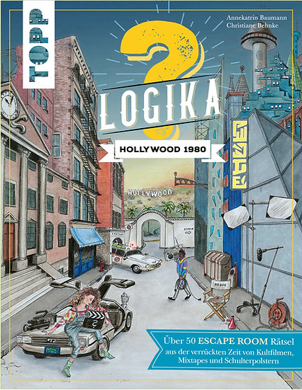 Logika - Hollywood 1980