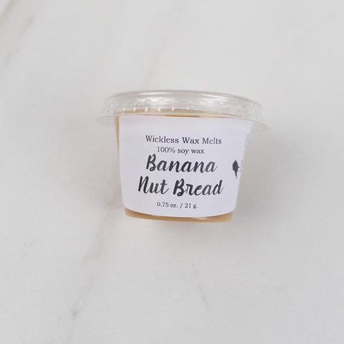 Banana Nut Bread wax melts