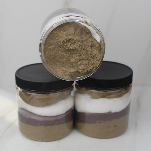Campfire S'mores whipped soap