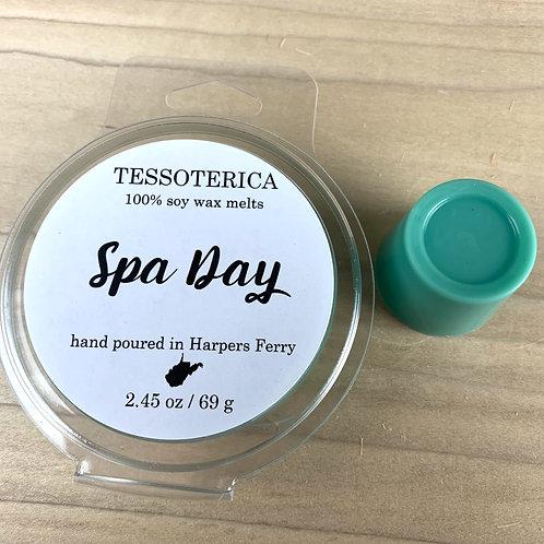 Spa Day wax melts