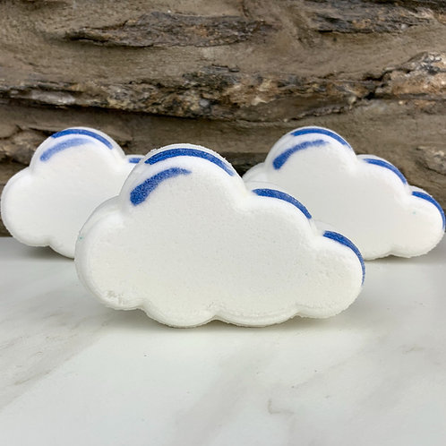 Rain Cloud bath bomb