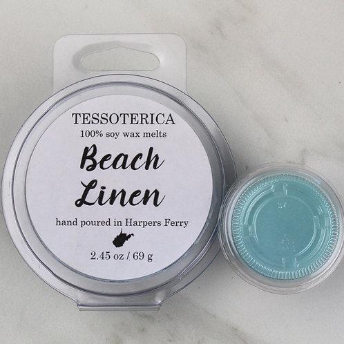 Beach Linen soy melts