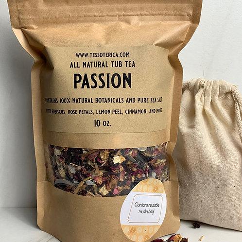 Passion tub tea