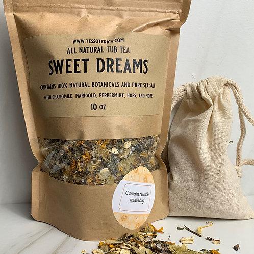 Sweet Dreams tub tea
