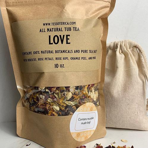 Love tub tea