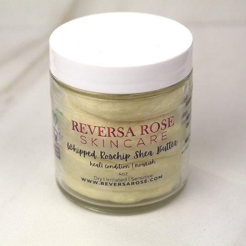 Organic Whipped Rosehip Shea Butter