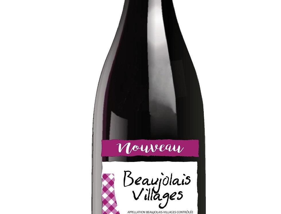 Beaujolais-Villages Nouveau 2020