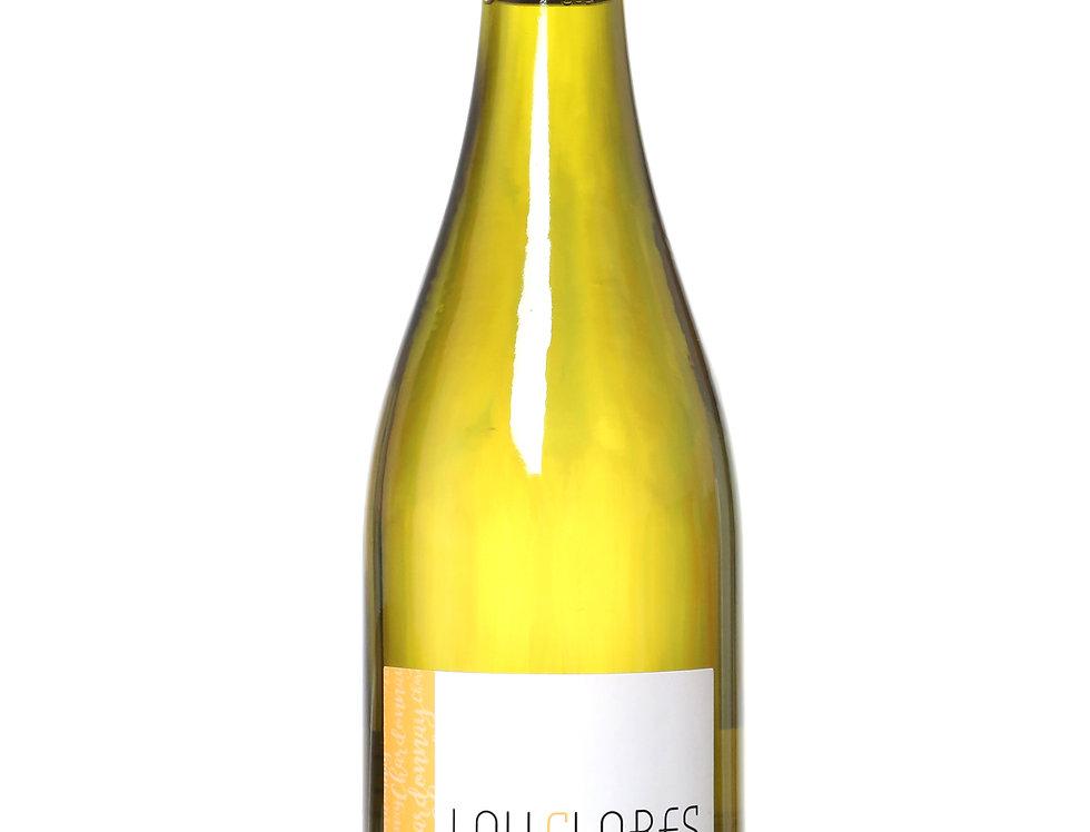 """Beaujolais  Blanc """"Lou Flores"""""""