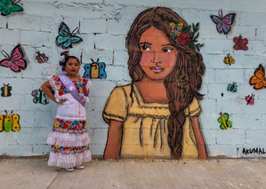 Akumal's Kids: A Gift of Art and Smiles