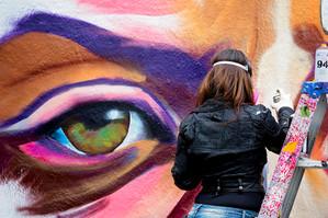 Emma's Eyes: A Danielle Mastrion Tribute to Emma Gonzalez