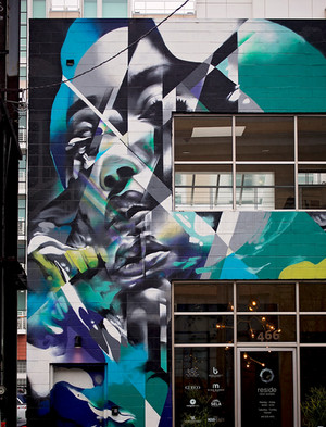 Mapping the World's Street Art